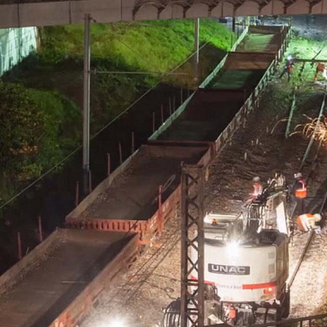 IOA Production Orleans - Timelapse de chantier pour sncf réseau