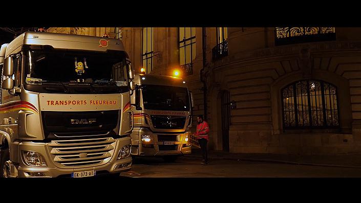 Les Transports Fleureau nous ont fait confiance pour la réalisation de leurs vidéo d'entreprise
