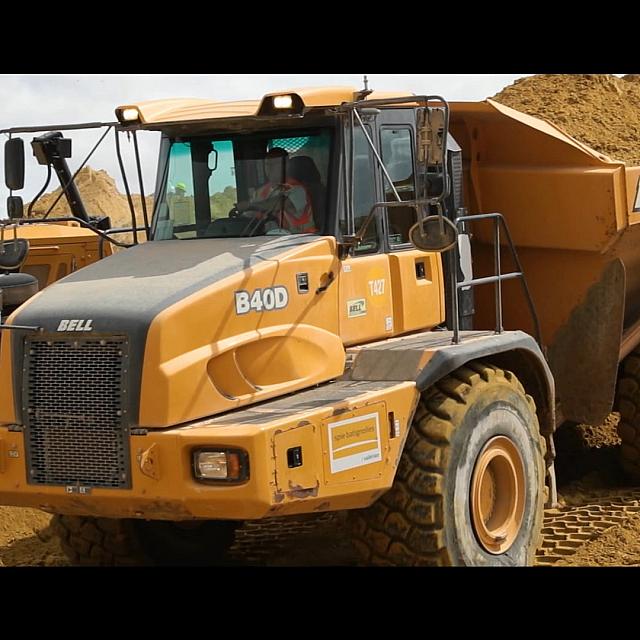 Spie Batignolles Valerian -Chantier CDG express – Mitry Mory – version longue Opération coup de poing sur le chantier du CDG express zone G et H